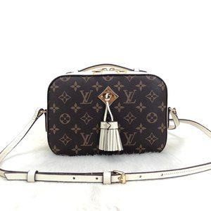 Louis Vuitton Saintonge  %100 genuine leather
